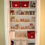 Organizing a Kitchen Pantry Closet