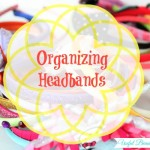 Organizing Headbands