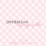 Printable LOVE Bundle