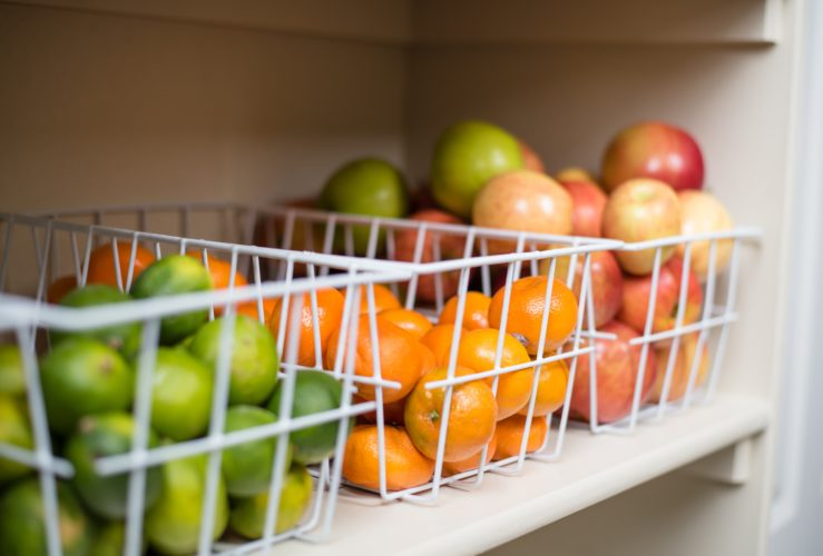 Spring Organizing your Kitchen
