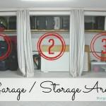 How to Organize a Garage / Storage Area