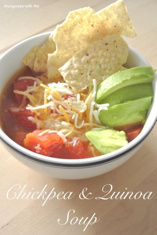 Chickpea&Quinoa