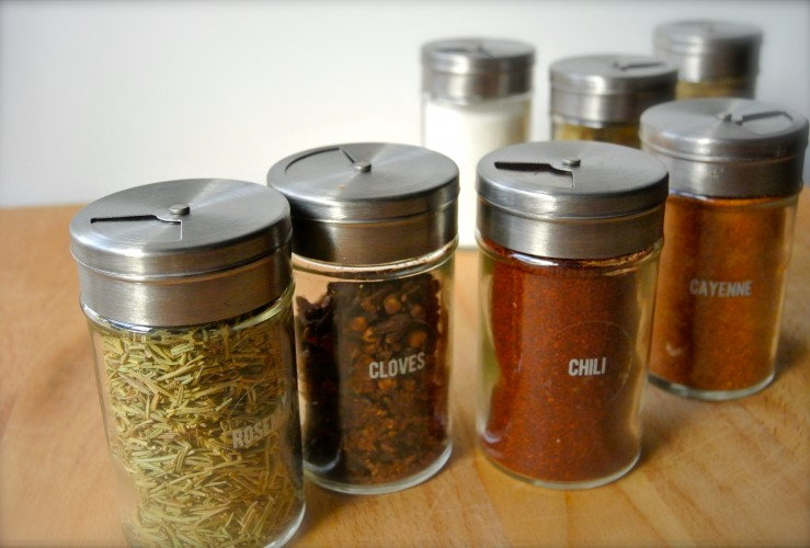 How to REALLY Organize Kitchen Spices