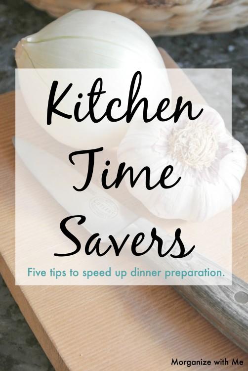 Kitchen Time Savers