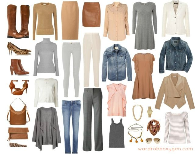 capsule wardrobe fall winter morganize with me