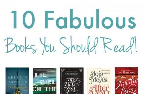 Top Ten Books – 2015