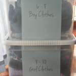 5 Tips: Organizing Kids' Clothes