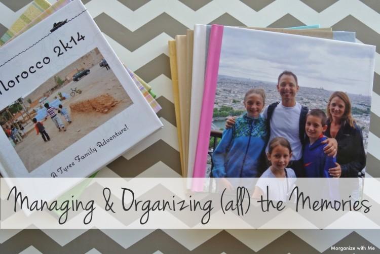 Managing&OrganizingMemories