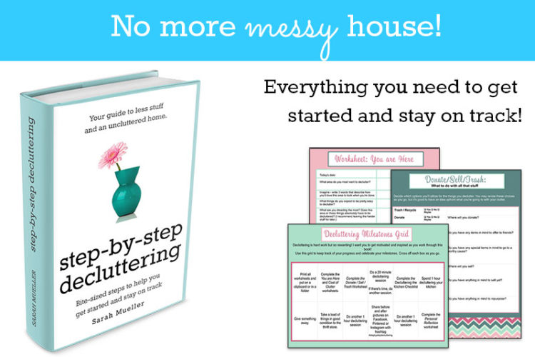 No More Messy House