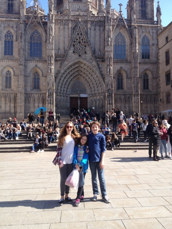 Touring Spain