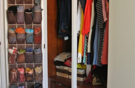 Five Common Closet Organizing Mistakes