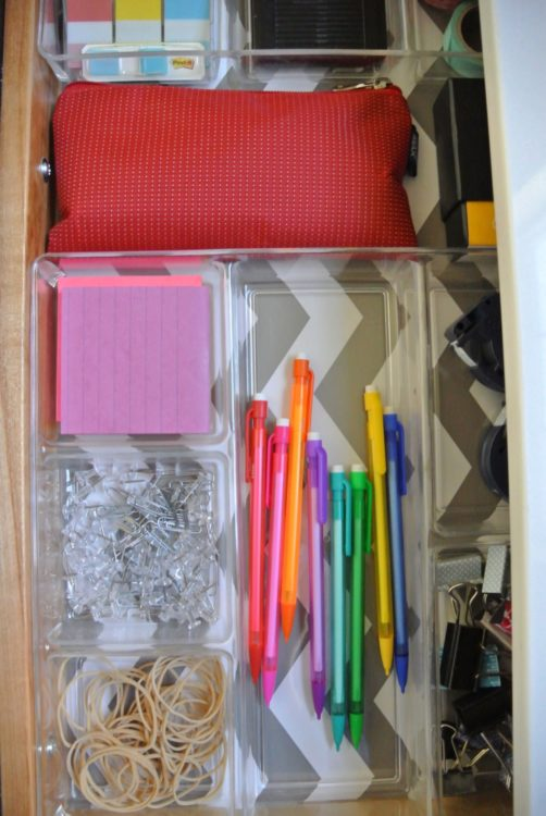 Organize a Drawer