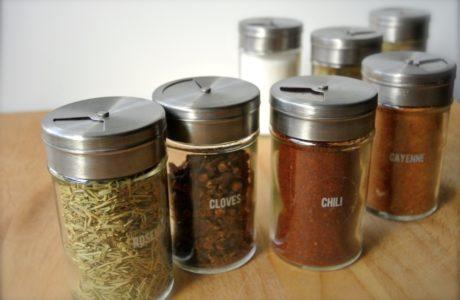 Seasonal Organizing: Easy Solution