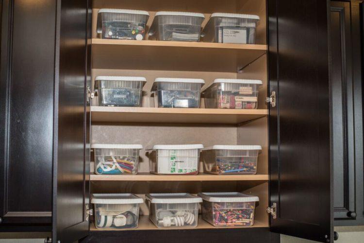 Organizing Storage